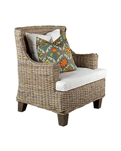 Jeffan Mica Club Chair, Natural