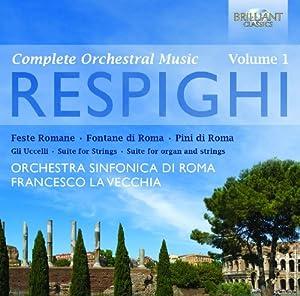 V 1: Complete Orchestral Music