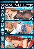 XXX Hardcore - XXX M.I.L.T.F. (3 Films) [DVD]