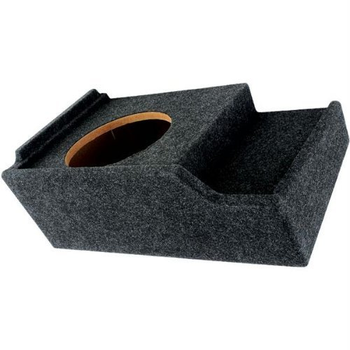 Atrend A151-12Cp B Box Series 12-Inch Single Down-Fire Subwoofer Boxes (Enclosure Silverado compare prices)