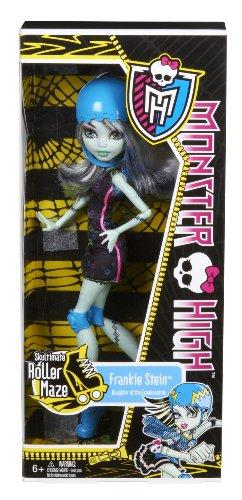 Imagen 1 de Monster High Y6275 - Roller Maze Frankie
