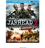 Jarhead 2: Field of Fire [Blu-ray + DVD + Digital Copy] (Sous-titres français)
