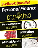 img - for Personal Finance For Dummies Three eBook Bundle: Personal Finance For Dummies, Investing For Dummies, Mutual Funds For Dummies book / textbook / text book