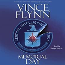 Memorial Day (       UNABRIDGED) by Vince Flynn Narrated by George Guidall