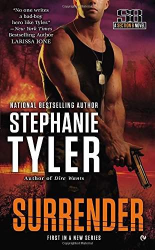 Image of Surrender: A Section 8 Novel