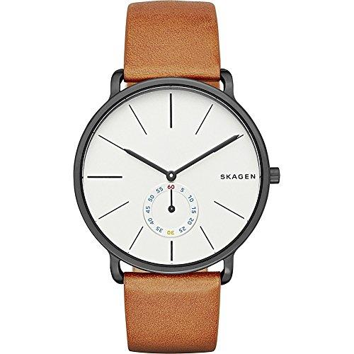 skagen-mens-skw6216-hagen-dark-brown-leather-watch