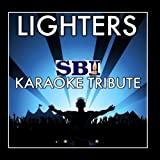 Lighters (Originally Performed By Bad Meets Evil Ft Bruno Mars) Karaoke Version - Single by Sbi Chart Tributes