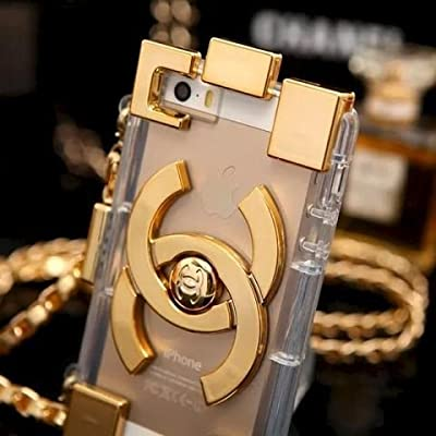 Transparent Gold Lego iPhone 5/5S Fashion Phone Case