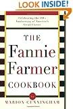 The Fannie Farmer Cookbook: Anniversary