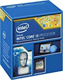 Intel Core i3-4340 BX80646I34340 Dual-Core Desktop Processor with 4M Cache, 3.60GHz