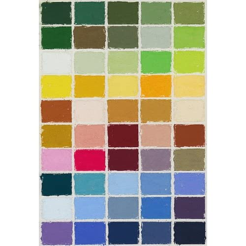 Mount Vision Handmade Pastels Set of 50 Landscape Colors coupon codes 2015