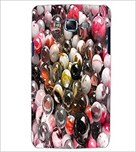 PrintDhaba Pebbles D-4854 Back Case Cover for SAMSUNG GALAXY J5 (Multi-Coloured)