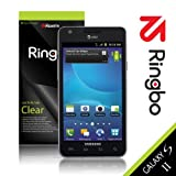 Rearth Ringbo Samsung AT&amp;T Galaxy S2 [Ultimate Clear] Screen Protector Cover Film with SHIPPING(2-3days)+Tracking+Warranty
