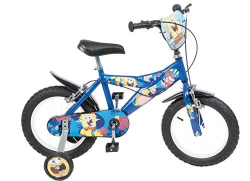 """Bob Esponja - Bicicleta de 14"""" (Toimsa 1441)"""