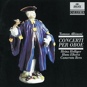 Albinoni -concertos pour hautb