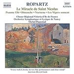 Ropartz : Le Miracle de Saint Nicolas...