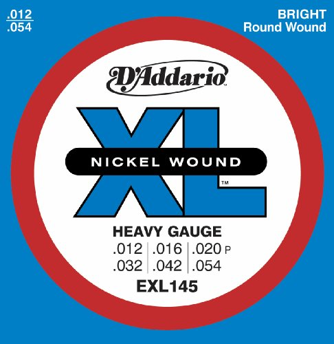 D'Addario EXL145 Nickel Wound Electric Guitar