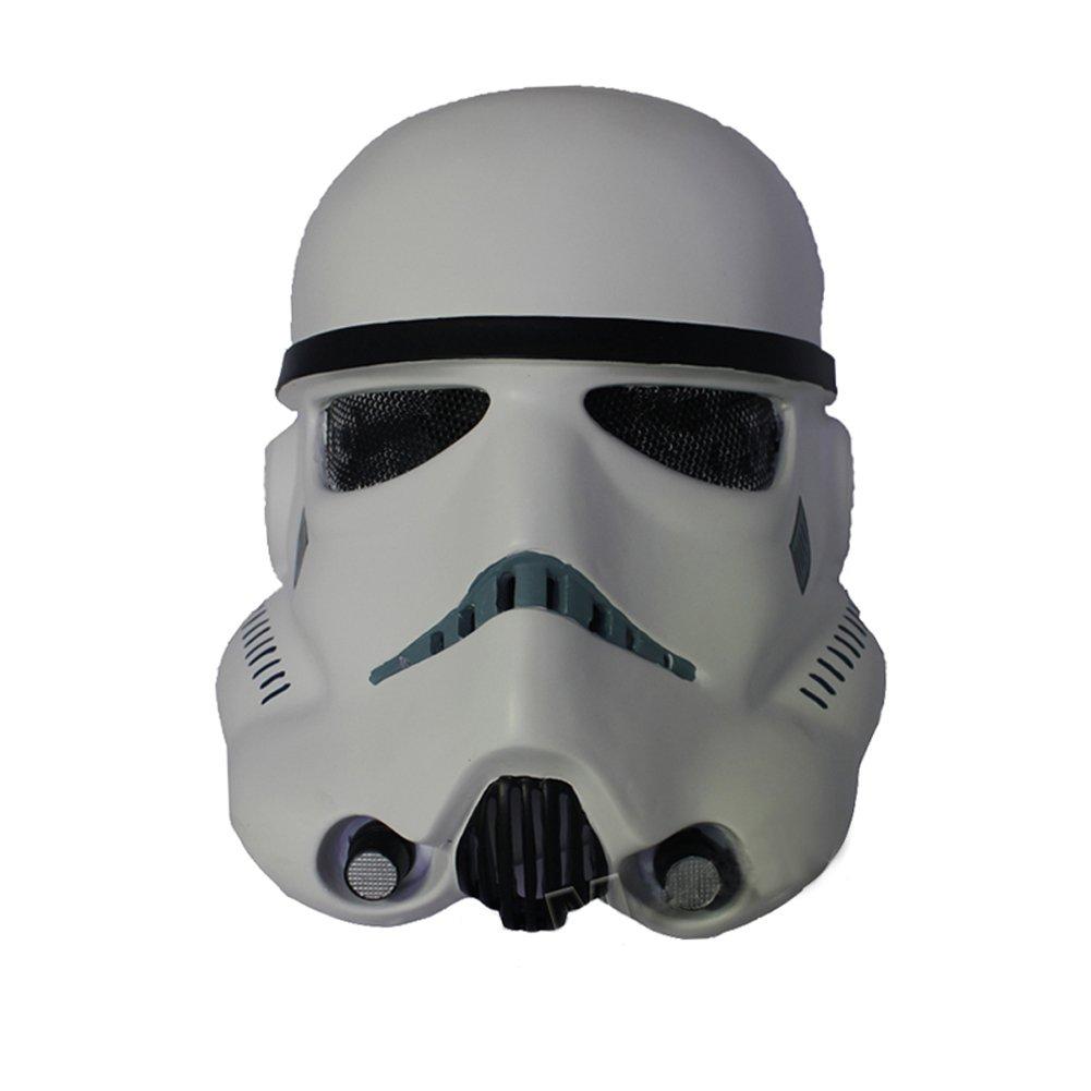 Star Wars White Mask Om® Star Wars White Wire Mesh