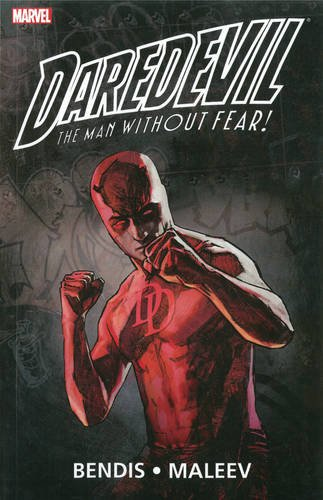 Daredevil by Brian Michael Bendis & Alex Maleev Ultimate Collection - Book 2