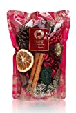 Mandarin, Cinnamon & Cloves Pot Pourri Bag [T27-5297X-S]