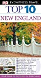 Top 10 New England (EYEWITNESS TOP 10 TRAVEL GUIDE)
