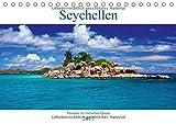 Seychellen - Paradies im Indischen Ozean (Tischkalender 2017 DIN A5 quer): Auf den Seychellen erfüllt sich der romantische Traum vom unberührten ... (Monatskalender, 14 Seiten ) (CALVENDO Orte)