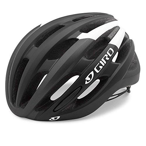 Mtb Helmet Giro Foray Nero-White (55-59Cm = 21.65-23.23' , Nero)