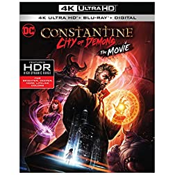 Constantine:City of Demons [Blu-ray]