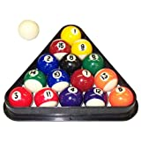 Mini Billiards Pool Ball Set