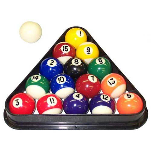 Cheapest Price! Mini Billiards Pool Ball Set