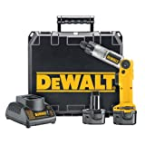 DEWALT DW920K-2 1/4-Inch 7.2-Volt Cordless Two-Position Screwdriver Kit ~ DEWALT