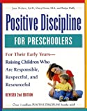 img - for Positive Discipline for Pre-schoolers, Ages 3-6 by Jane Nelsen (1999-11-30) book / textbook / text book