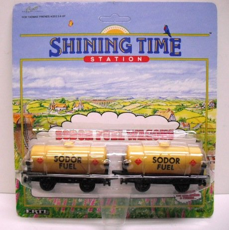 Shining Time Station: Thomas The Tank Engine: SODOR FUEL WAGONS - 1