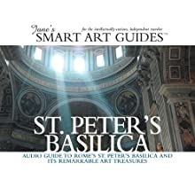St. Peter's Basilica, Rome (       UNABRIDGED) by Jane's Smart Art Guides Narrated by M. Jane McIntosh