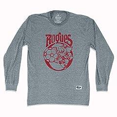 Memphis Rogues Soccer Long Sleeve T-Shirt