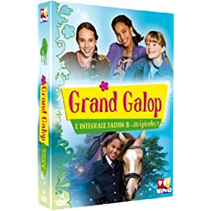 Grand Galop, saison 3 - Coffret 4 DVD