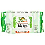 Bum Boosa Bamboo Baby Wipes - Naturally Scented (6 Packs/480 Count)