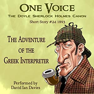 The Adventure of the Greek Interpreter Audiobook