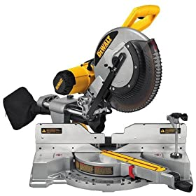 Factory-Reconditioned Dewalt DWS709R 15 Amp 12 in. Slide Compound Miter Saw
