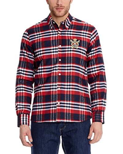 Polo Club Camicia Uomo [Blu Navy]