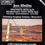 Swanwhite Suite, Op. 54 / Belshazzar's Feast Suite, Op. 51