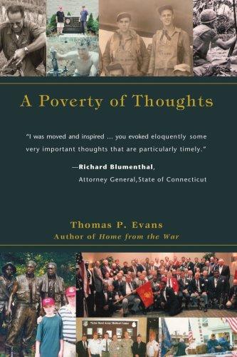 La pobreza de pensamientos: escritos sobre la guerra de Vietnam y sus veteranos