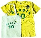 (マキシマム)MAXIMUM Tシャツ&トートバッグセット BRASIL