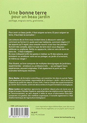 Une bonne terre pour un beau jardin paillage engrais verts grelinette broche ebay - Comment avoir un beau jardin ...