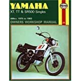 Yamaha xt, tt and sr500 singles 1975-83 owner's workshop manual (motorcycle manuals) revised edition by darlington...