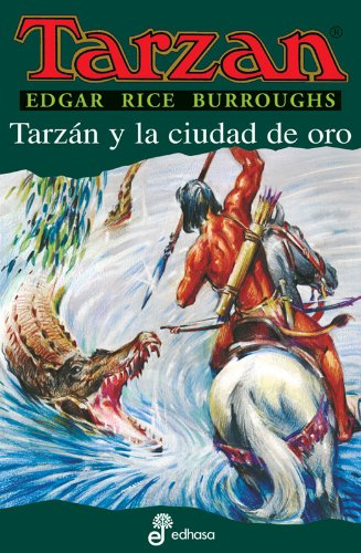 Tarzán Y La Ciudad De Oro