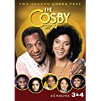 The Cosby Show Seasons 3 & 4 DVD