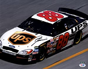 Dale Jarrett Signed Photo - 11x14 - PSA DNA Certified - Autographed NASCAR Photos by Sports Memorabilia