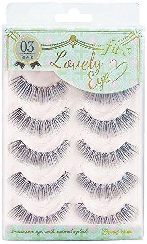 ビューティーワールド fitしてLovely eye ふんわりフェアリー FLE983