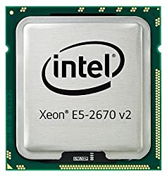 HP 733624-001 - Intel Xeon E5-2670 v2 2.5GHz 25MB Cache 10-Core Processor